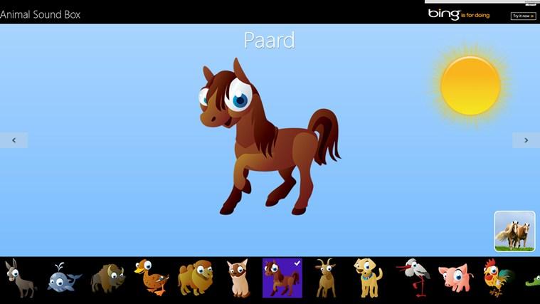 Animal Sound Box schermafbeelding 3