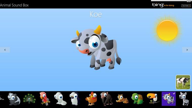 Animal Sound Box schermafbeelding 5