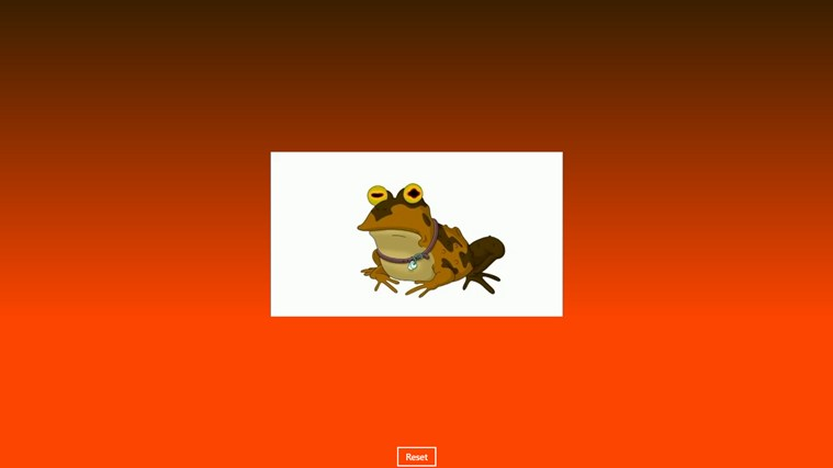 Hypnotoad timer screen shot 3