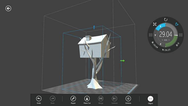 3d Builder App For Windows In The Windows Store