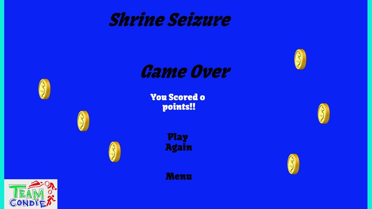 Shrine Seizure screen shot 3