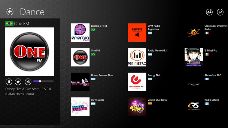 App Radio screen shot 1