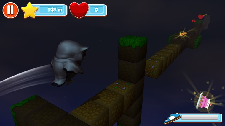 Pet Run screen shot 3