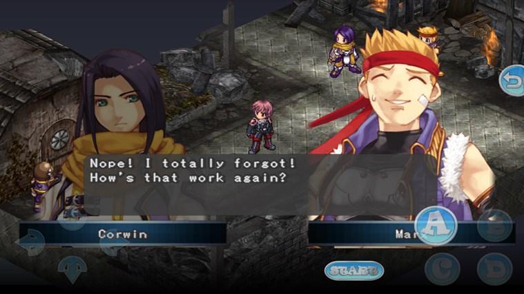 Spectral Souls (ENG) screen shot 3