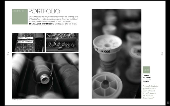 Black & White Photography screen shot 1