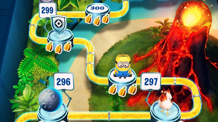 Despicable Me: Minion Rush zrzut ekranu 1