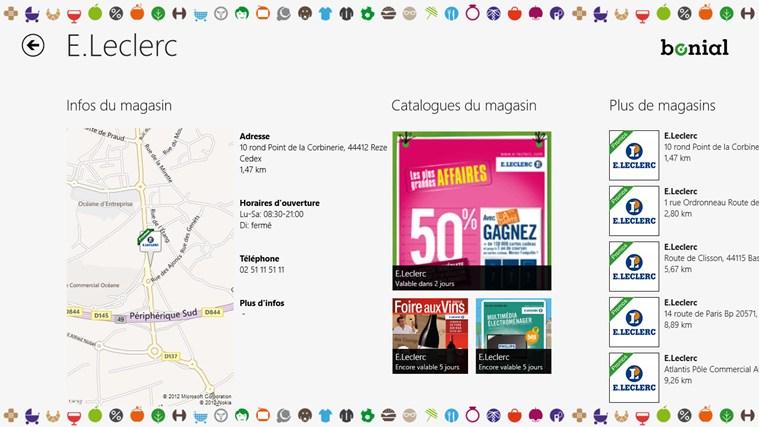 Bonial - Promos et Catalogues capture d'écran 3