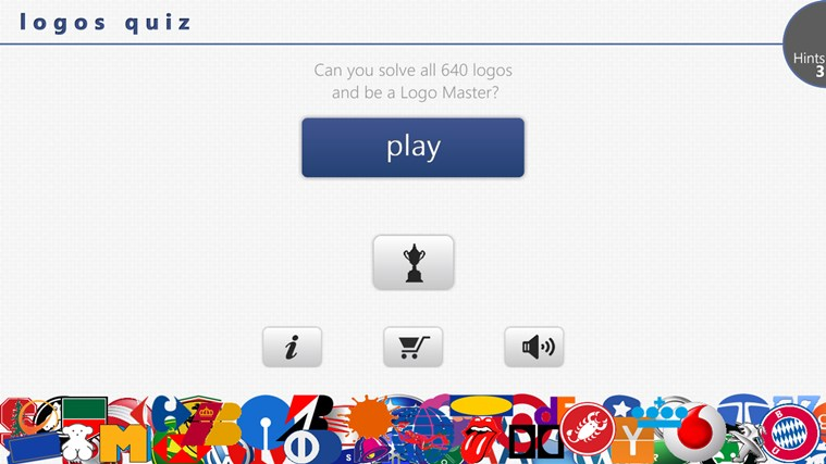 Logos Quiz+ screen shot 5