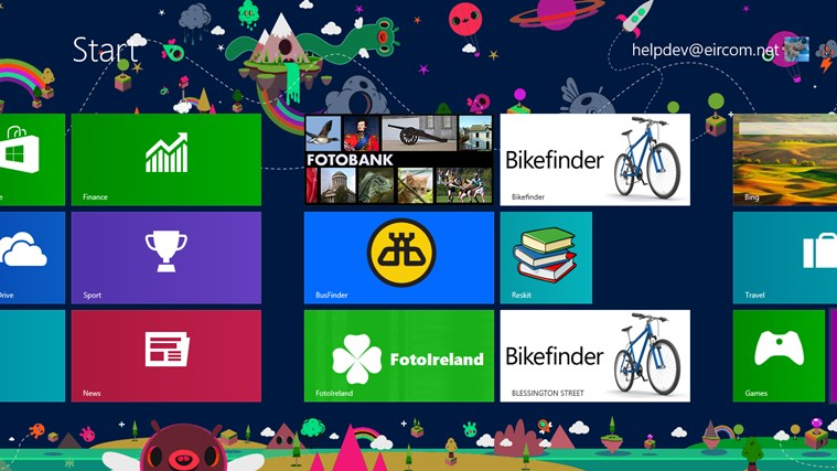 Bikefinder screen shot 1