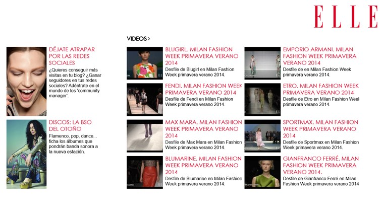 ELLE Moda y Tendencias captura de pantalla 7