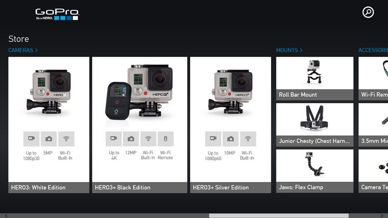 GoPro Channel screen shot 3
