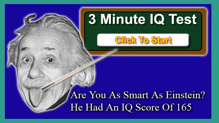 IQ _TEST_For_Genius ảnh chụp màn hình 1