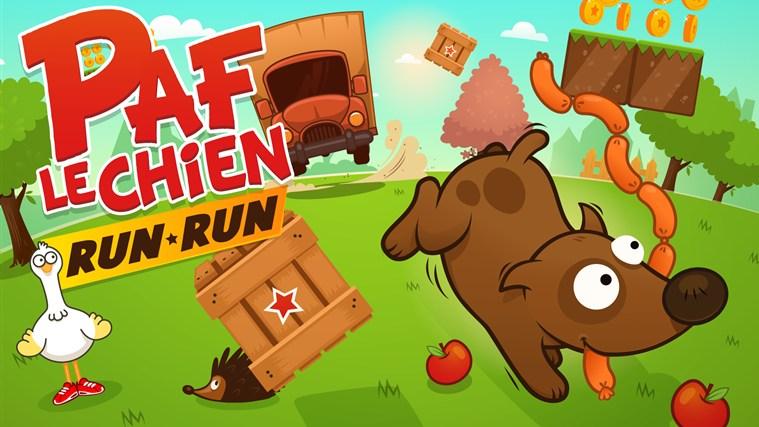 Paf le Chien Run Run capture d'écran 5