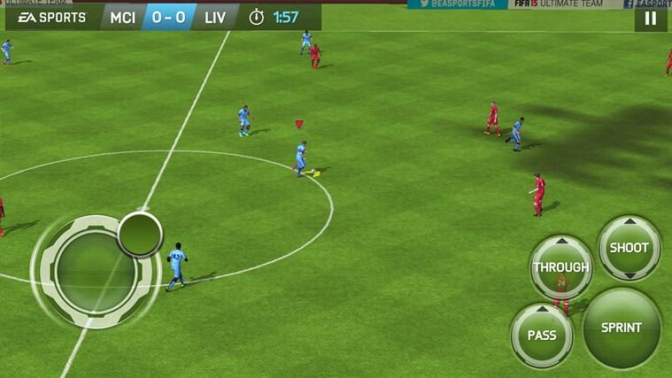 FIFA 15: UT screen shot 3