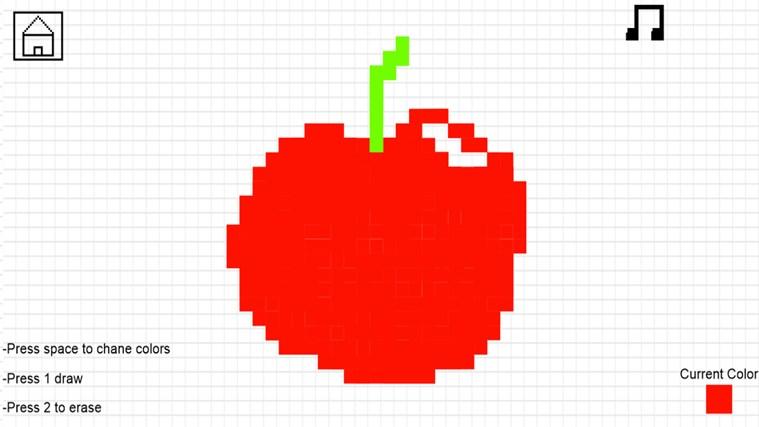 Super Pixel Draw screen shot 3