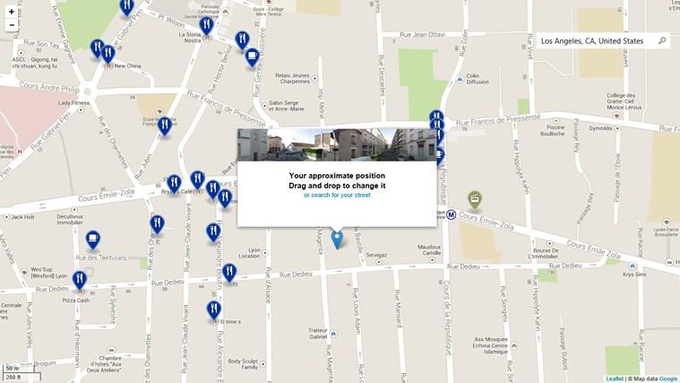 Maps Pro screen shot 7