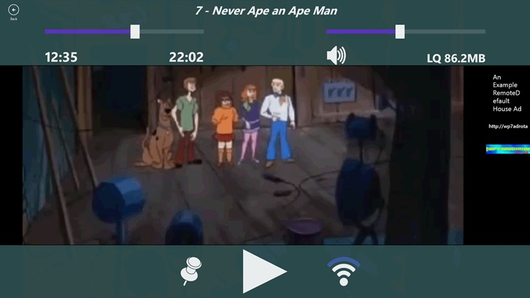 Scooby-Doo screen shot 3