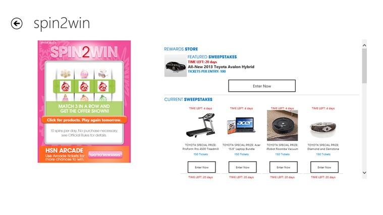 HSN - Shop, Watch, Play screen shot 5