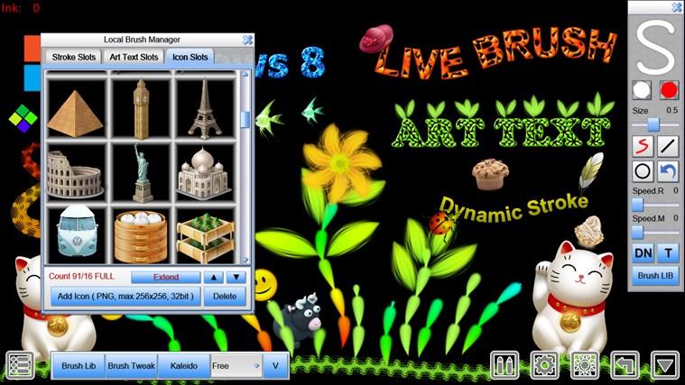 Live Photo Paint ekran görüntüsü 1