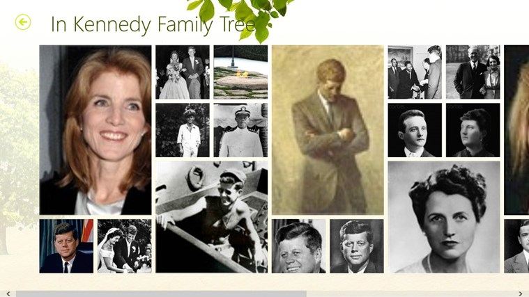 Ancestry screen shot 3