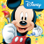 Mickey Mouse Clubhouse Paint and Playのアイコン