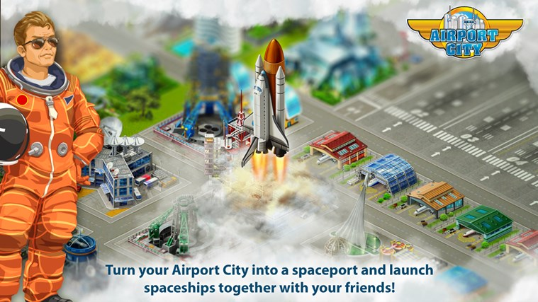 Airport City screen shot 3