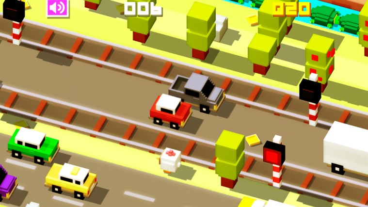 Crossy Road Plus + app for Windows in the Windows Store