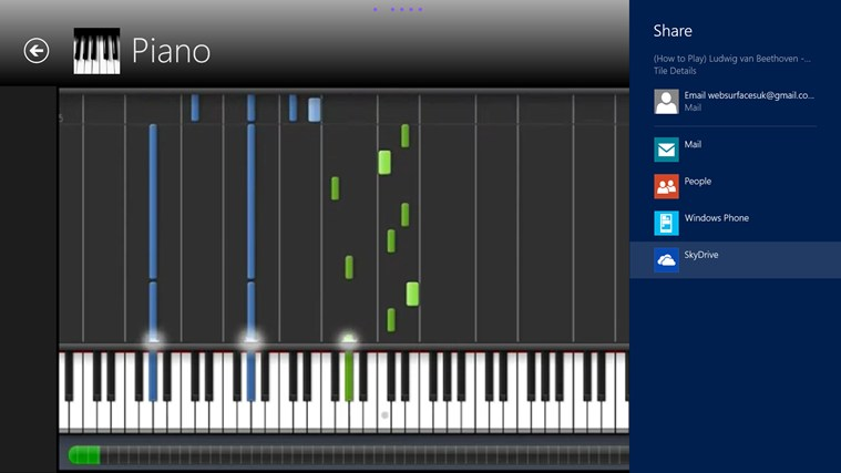 Learn Piano screen shot 5