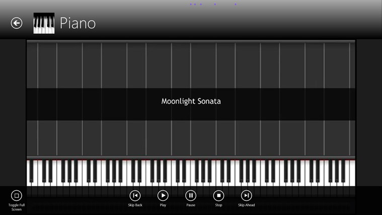 Learn Piano screen shot 7