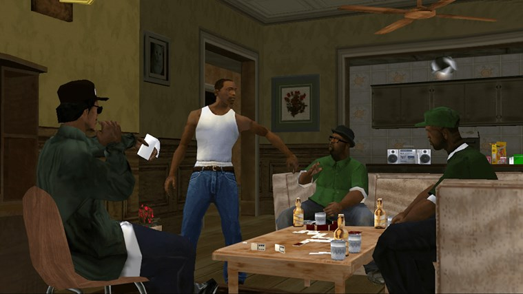 Grand Theft Auto: San Andreas screen shot 3