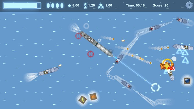 Battleship Islands screen shot 5