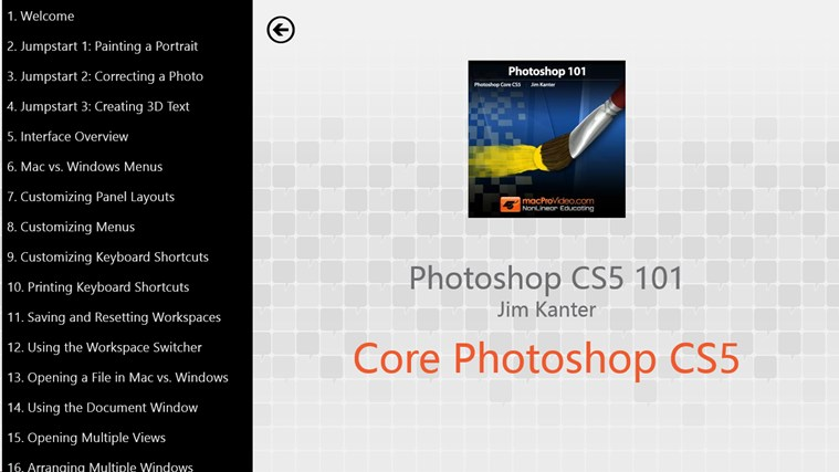 Photoshop CS5: Fundamentals captura de pantalla 1
