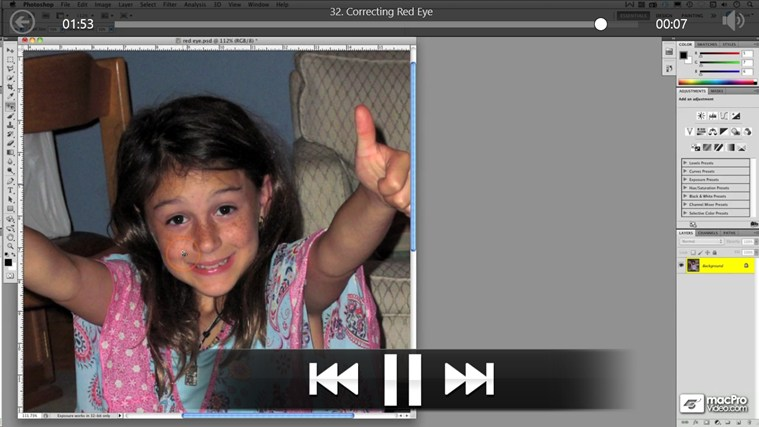 Photoshop CS5: Fundamentals captura de pantalla 3