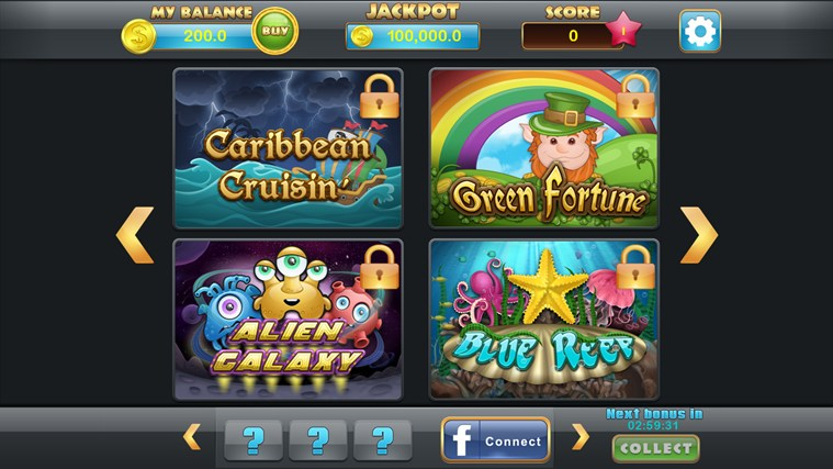 Slot Bonanza screen shot 1