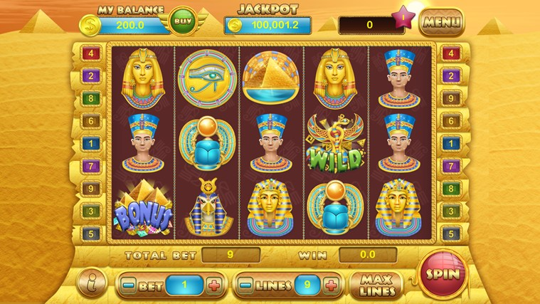 Slot Bonanza screen shot 3