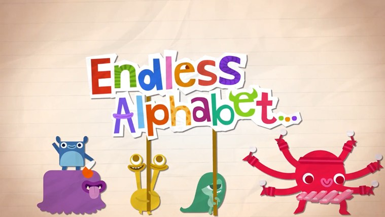 Endless Alphabet... screen shot 3