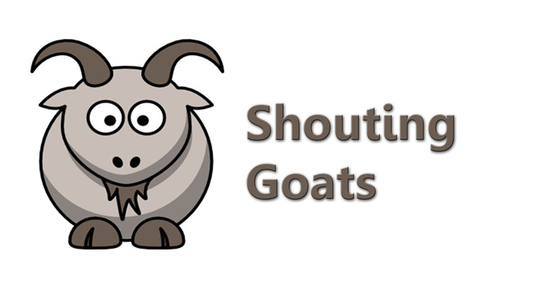 Shouting goats screen shot 1