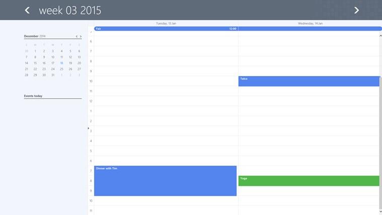 gmail calendar screen shot 3