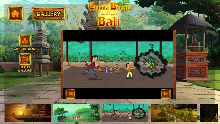 Chhota Bheem and The Throne of Bali screen shot 3