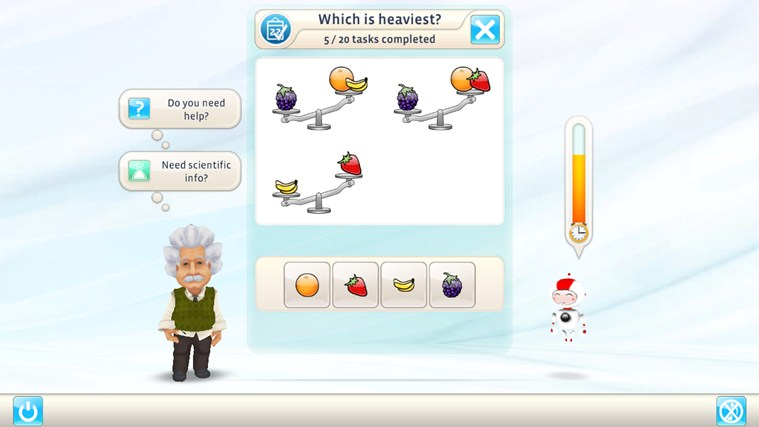 Einstein™ Brain Trainer HD screen shot 1