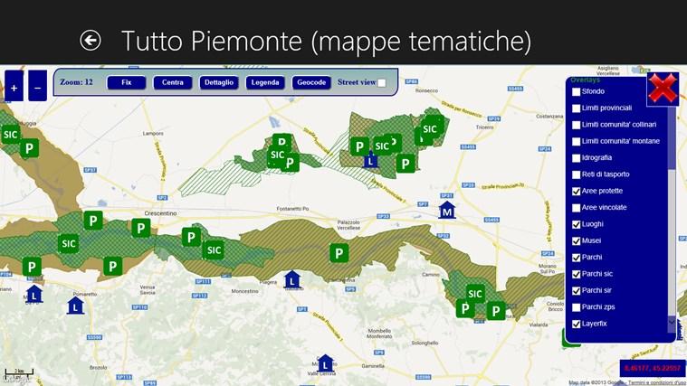Tutto Piemonte cattura di schermata 5