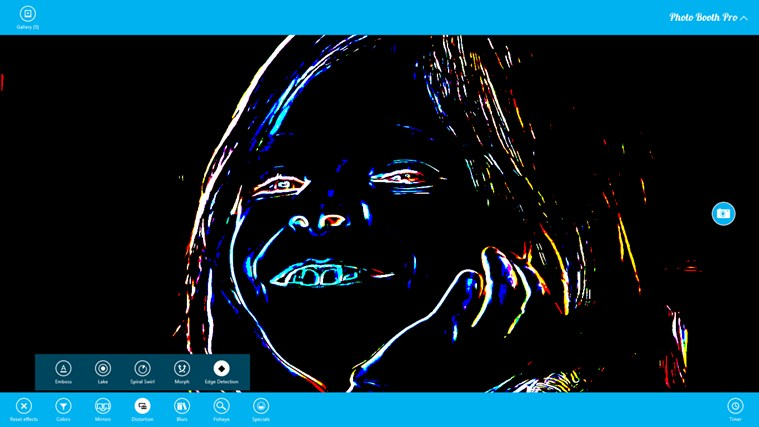 Photo Booth Pro screen shot 3