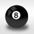 Boule Magique avec plus de 20 réponses possibles