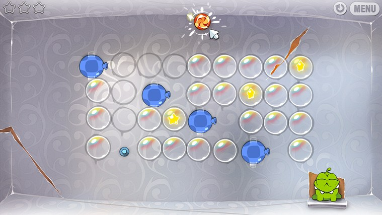 Cut The Rope screen shot 5