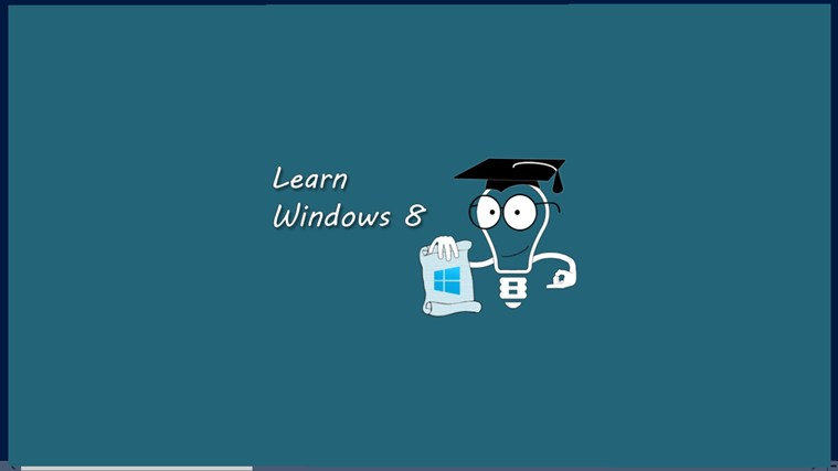 Learn Windows8 screen shot 7