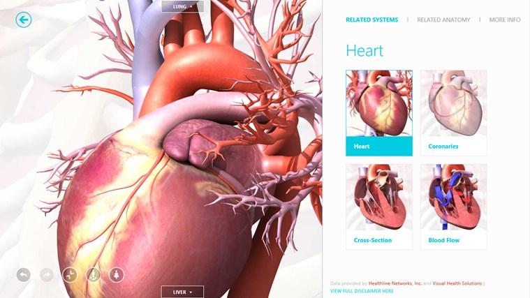 MSN Health & Fitness screen shot 7