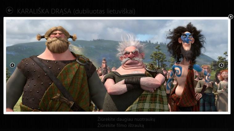 Filmai by cinema.lt ekrano nuotrauka 3