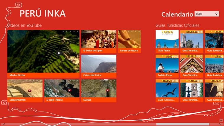 Perú Inka captura de pantalla 3