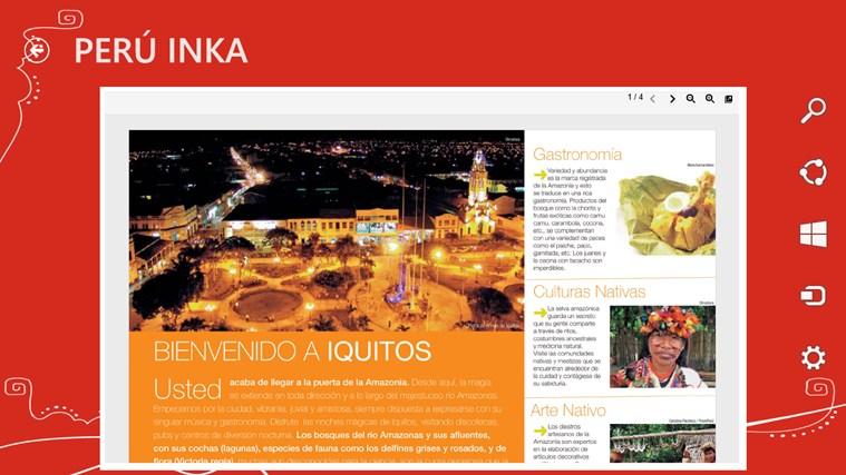 Perú Inka captura de pantalla 5
