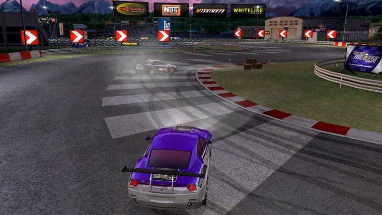 Drift Mania Championship 2 screen shot 1